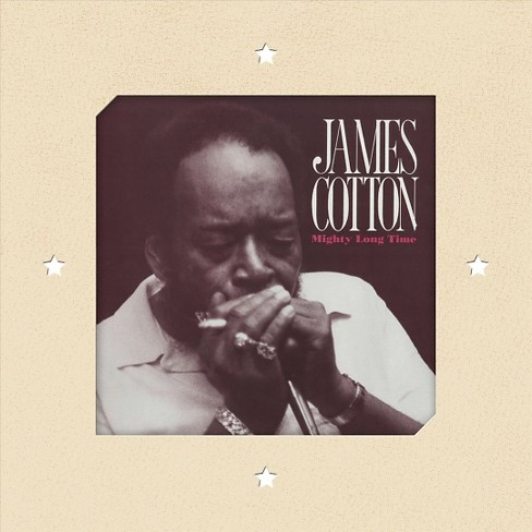 James cotton - Mighty long time (Vinyl) - image 1 of 1