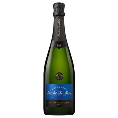 Champagne Nicolas Feuillatte Réserve Exclusive Brut - 750ml Bottle