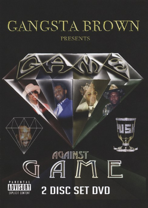 Game against game (DVD) - image 1 of 1