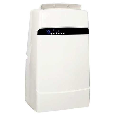 Whynter - 12000-BTU Eco-friendly Dual Hose Portable Air Conditioner with Heater - White - image 1 of 3