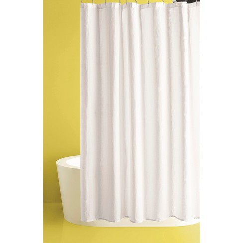 Waffle Weave Shower Curtain White - Room Essentials™ - image 1 of 1
