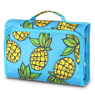 Zodaca Fashion Jewelry Hanging Travel Business Trip Organizer Multi-Functional Roll Zipper Bag