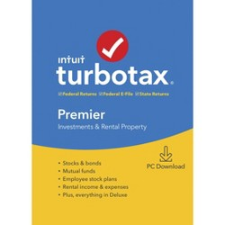 TurboTax Premier 2019