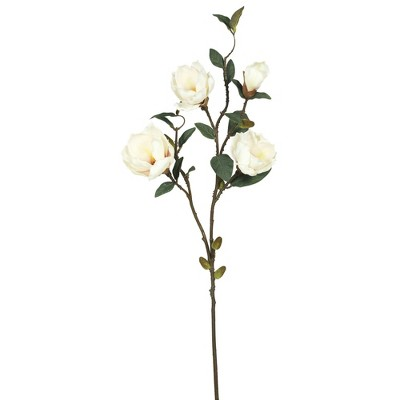 Artificial Magnolia x 4 (Pk/3)Cream - Vickerman