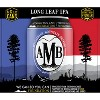 Appalachian Mountain Long Leaf IPA Beer - 6pk/12 fl oz Cans - image 3 of 3