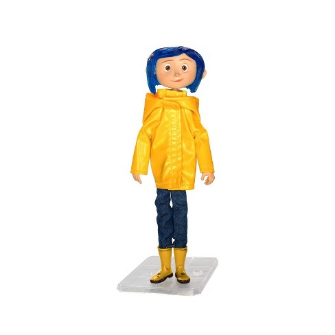Coraline In Raincoat Articulated Poseable Figure Target
