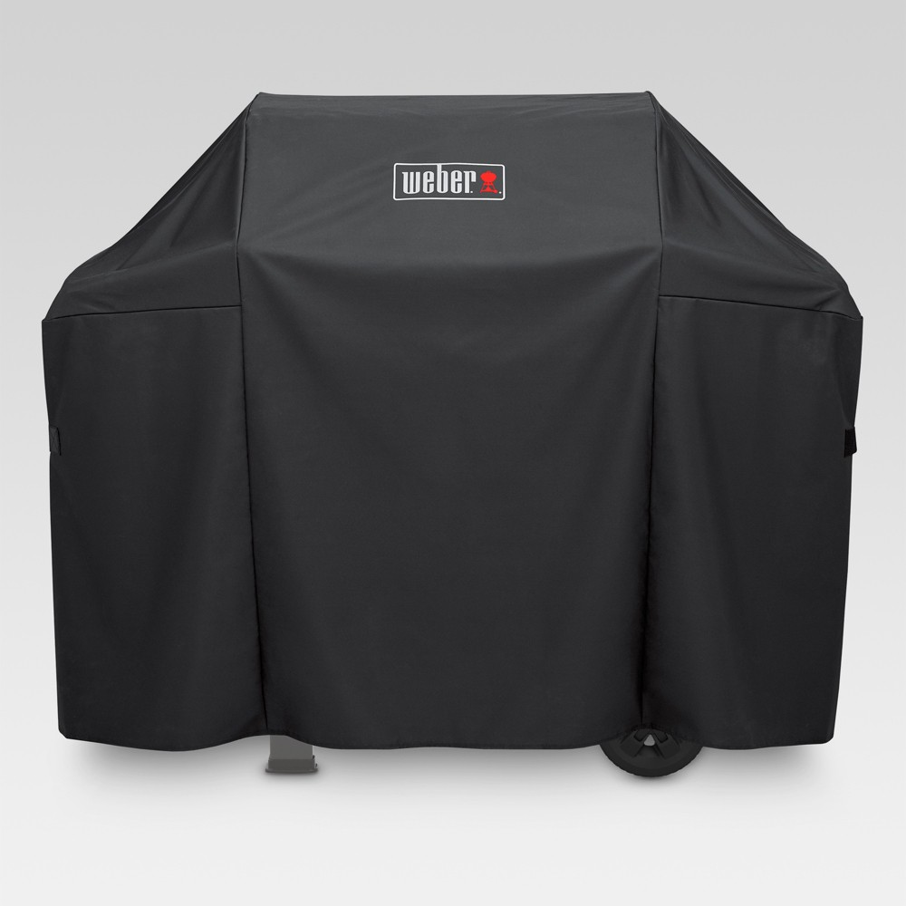Weber Spirit 300 and Spirit II 300 Series Grill Cover – Black 52574683