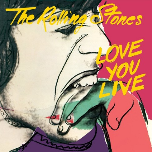 Rolling stones - Love you live (CD) - image 1 of 10