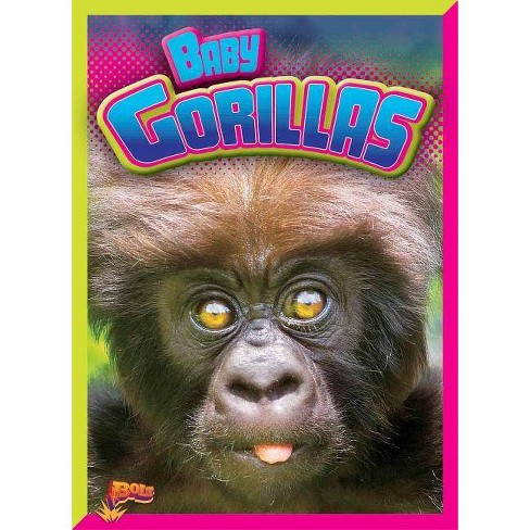 Baby Gorillas - (Adorable Animals) by  Justin Eric Russell (Paperback) - image 1 of 1