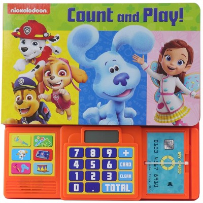 Paw Patrol and Friends Read and Play Cash Register Sound Book (Board Book)