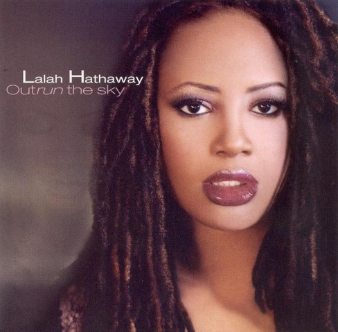 Lalah Hathaway - Outrun The Sky (CD) - image 1 of 1