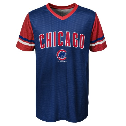 MLB Chicago Cubs Boys  Homerun Sublimated Jersey   Target 0068b7531984