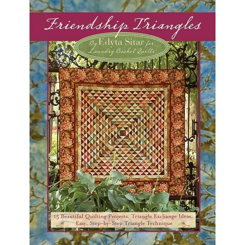 Friendship Triangles - by  Edyta Sitar (Paperback) - image 1 of 1