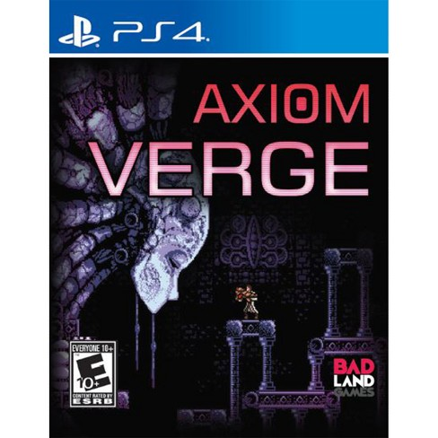 Axiom Verge - PlayStation 4 - image 1 of 11