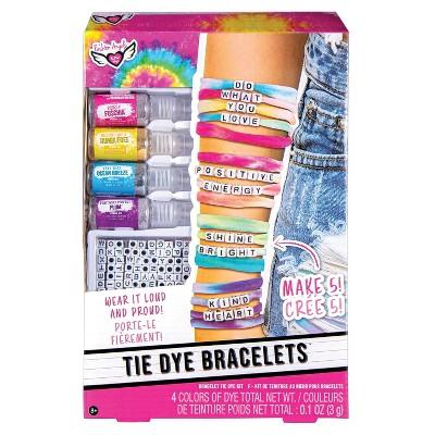 Tie Dye Bracelet Kit - Fashion Angels