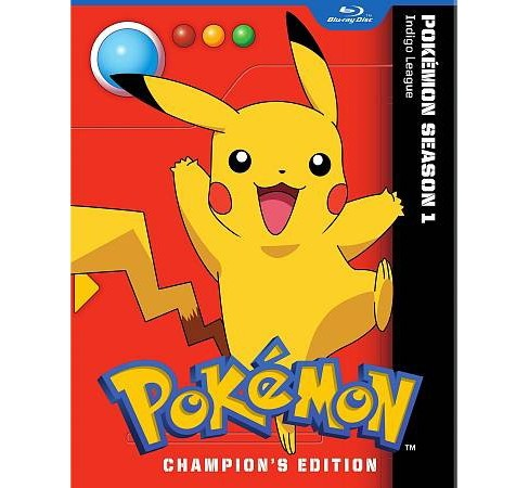 Pokemon:Indigo League Season 1 (Blu-ray) - image 1 of 1