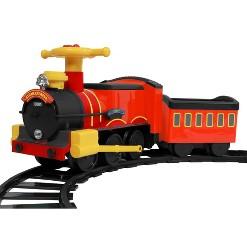 Rollplay Steam Train 6 Volt Battery Ride-On Vehicle