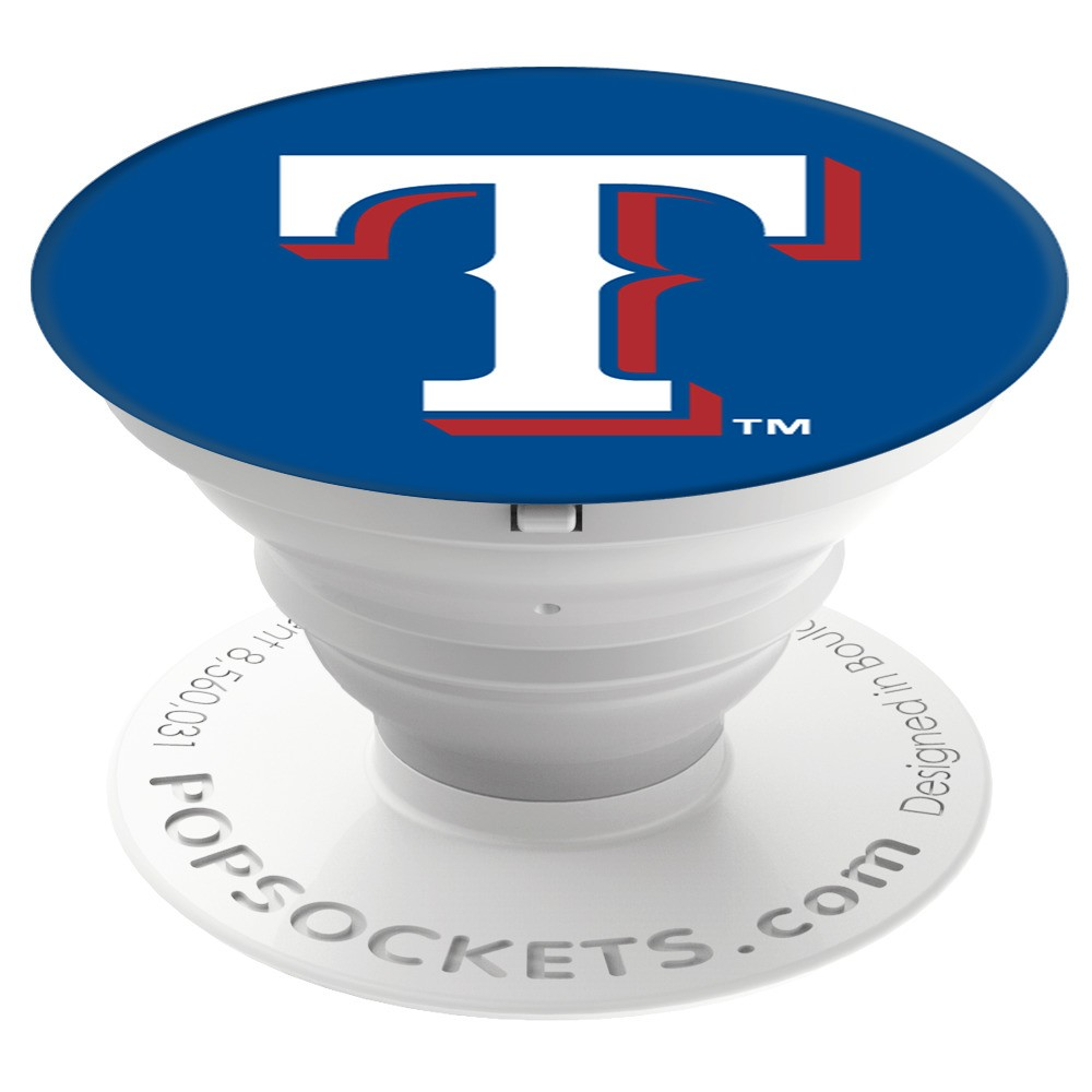 MLB Texas Rangers Logo Popsocket