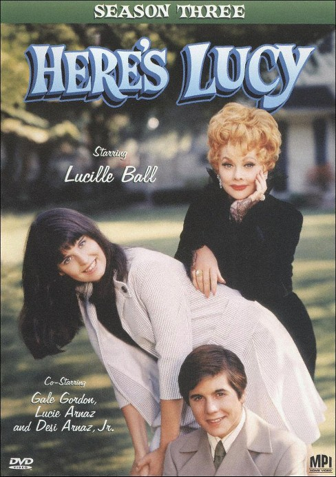 Here's lucy:Season three (DVD) - image 1 of 1