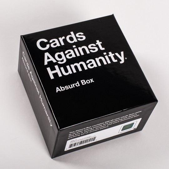 Cards Against Humanity Absurd Box Card Game, Adult Unisex image number null