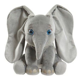 Dumbo Live Action Flapping Ear Feature Plush