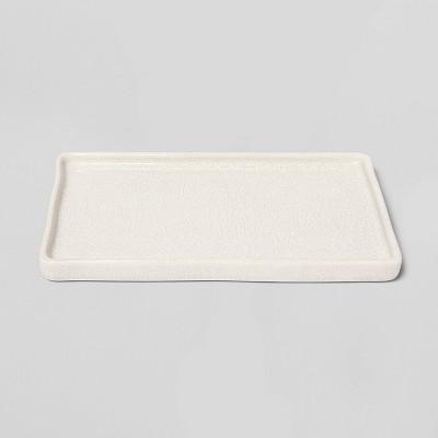 Vanity Tray Crackle Cream - Threshold™