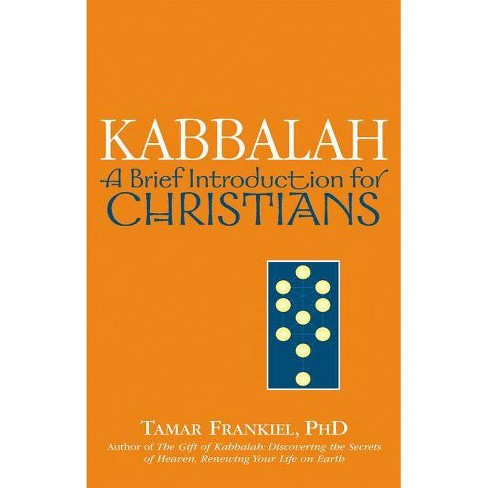 Kabbalah - (Brief Introduction for Christians) by  Tamar Frankiel (Paperback) - image 1 of 1