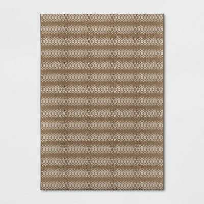 7' x 10' Global Outdoor Rug Natural - Project 62™