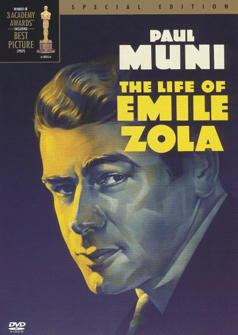 Life of emile zola (DVD) - image 1 of 1