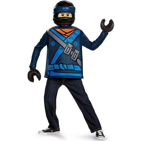 Ninjago Jay Movie Classic Child Costume - image 1 of 2