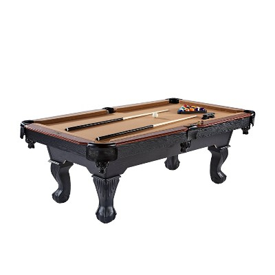 "Barrington Belmont 90"" Billiard Table - Brown"