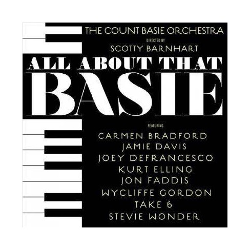 Count Basie - All About That Basie (CD) - image 1 of 1