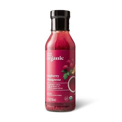 Organic Raspberry Vinaigrette - 12oz - Good & Gather™