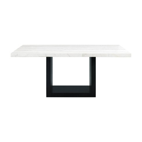 Willow Marble Standard Height Dining Table White Picket House Furnishings Target
