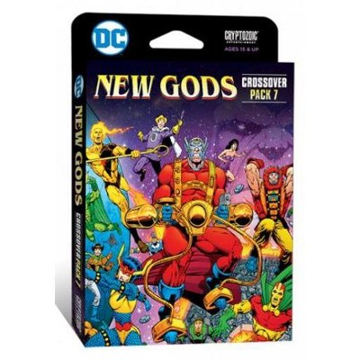 Crossover Pack #7 - New Gods Board Game