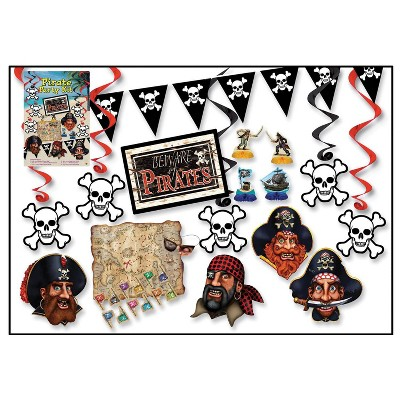 Pirate Party Kit Halloween Party Decoration