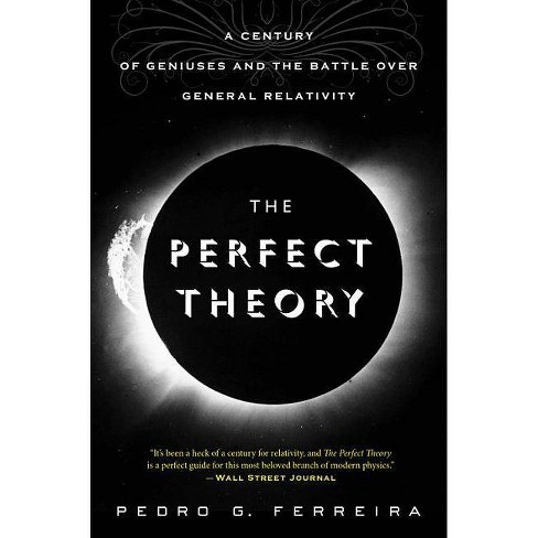 The Perfect Theory - by  Pedro G Ferreira (Paperback) - image 1 of 1