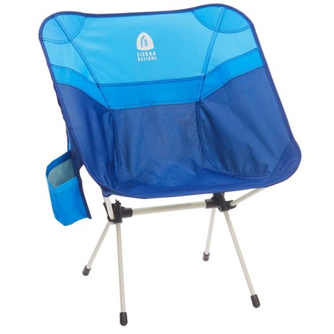 Sierra Designs Micro Chair - Blue - image 1 of 4
