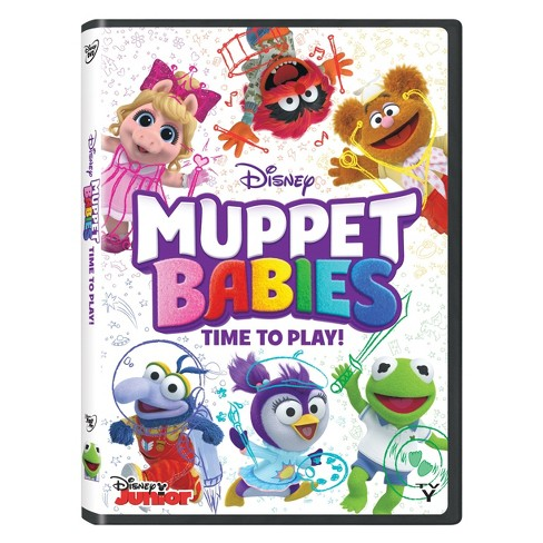 Muppet Babies The Series: Vol. 1 (DVD) - image 1 of 1