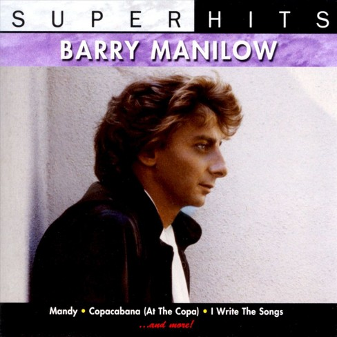 Barry manilow - Super hits (CD) - image 1 of 1