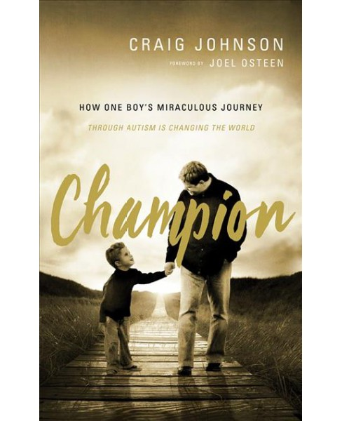 Champion : Library Edition -  Unabridged by Craig Johnson (CD/Spoken Word) - image 1 of 1