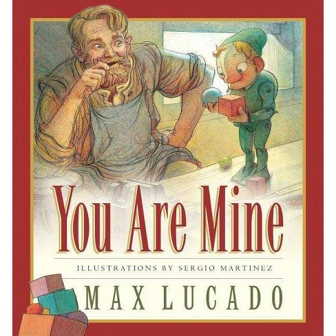 You Are Mine Max Lucado S Wemmicks By Max Lucado Board Book Target