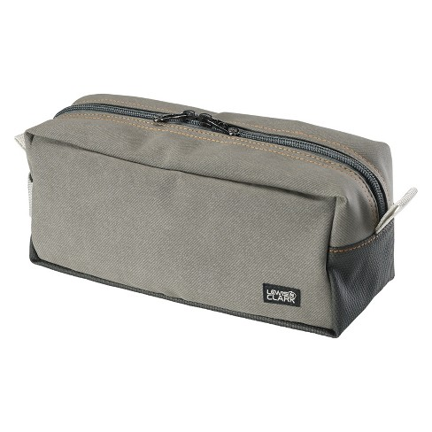 Lewis N. Clark® Travel Toiletry Kit - Brushed Twill (Tan) - image 1 of 2