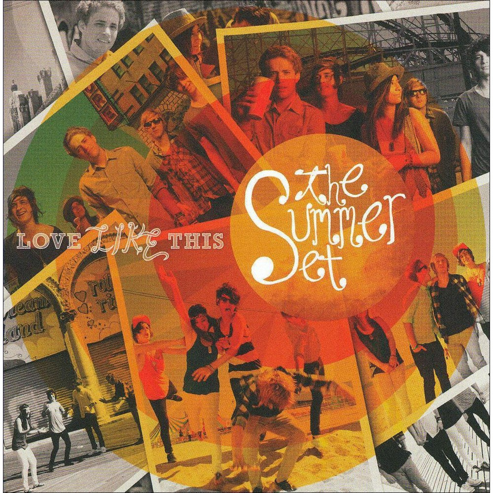 Summer Set - Love Like This (CD)
