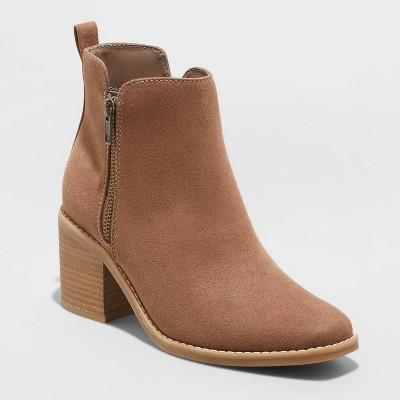 Women's Bristol Ankle Boots - Universal Thread™