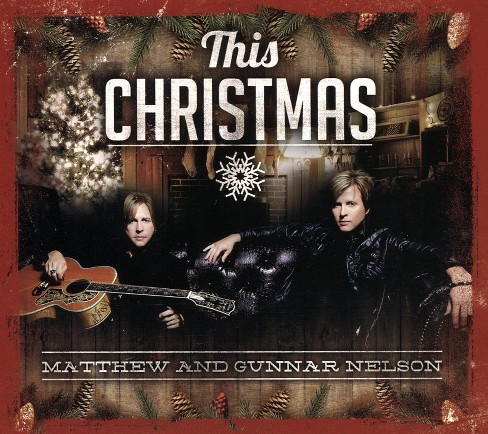 Matthew Nelson - This Christmas (CD) - image 1 of 1