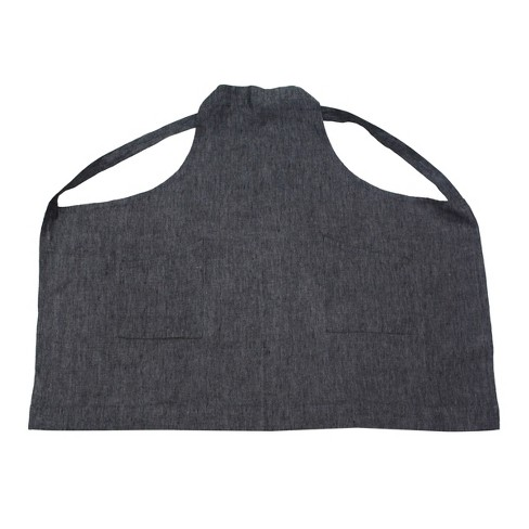 "40"" x 31"" Cooking Apron Gray - Smith & Hawken™ - image 1 of 2"