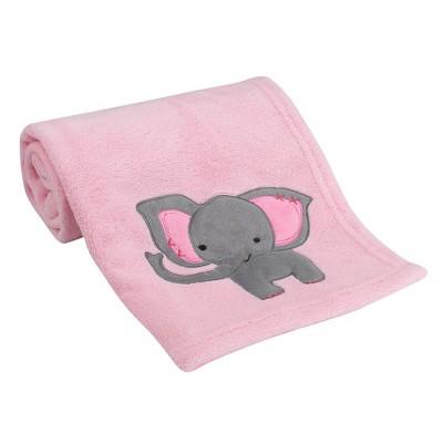 Bedtime Originals Twinkle Toes Blanket - Pink