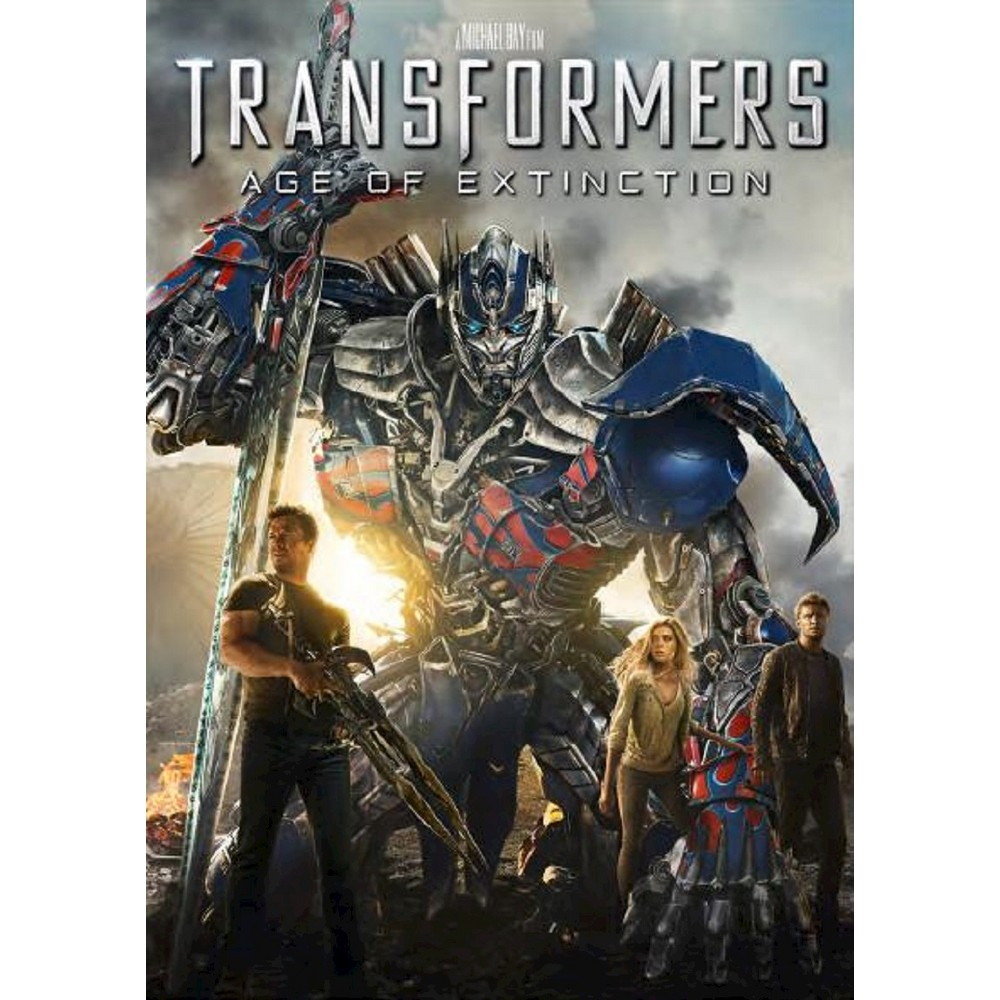 Transformers: Age of Extinction (dvd_video)