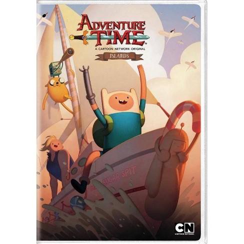 Cartoon Network: Adventure Time - Islands Miniseries (DVD) - image 1 of 1